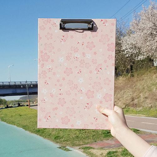 [바래] 랑캣몰 부리 벚꽃 클립보드
