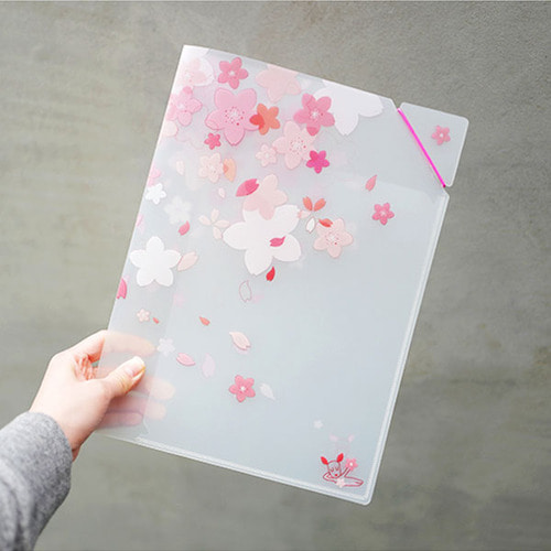 [바래] 랑캣몰 오동에발레리 벚꽃비 투포켓파일