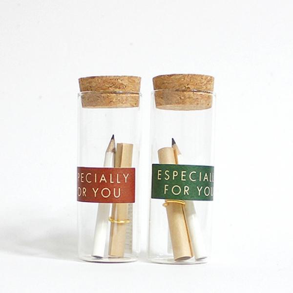 [자연과 사람] 1000 연필병 편지