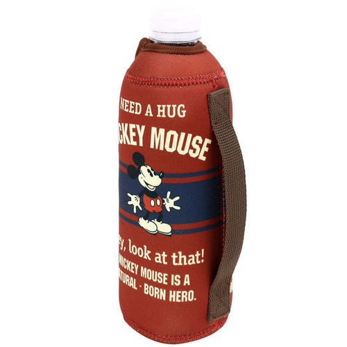 [Disney] 미키마우스 보냉 페트병 커버