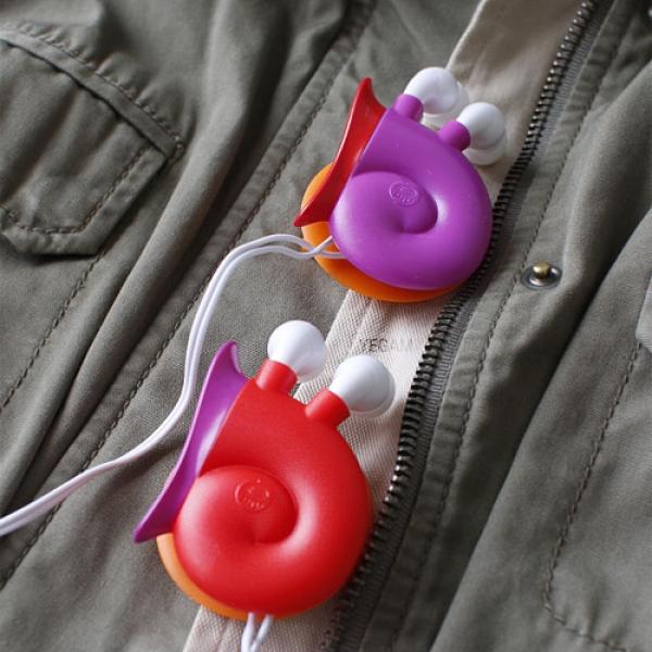 [2HOT] e-My 달팽이 이어폰 (3.5파이)