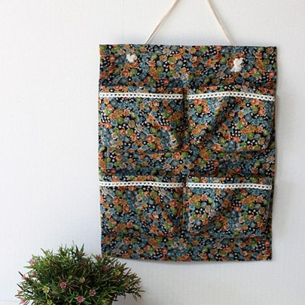 [CONZ] 베리 멀티 4구 수납걸이