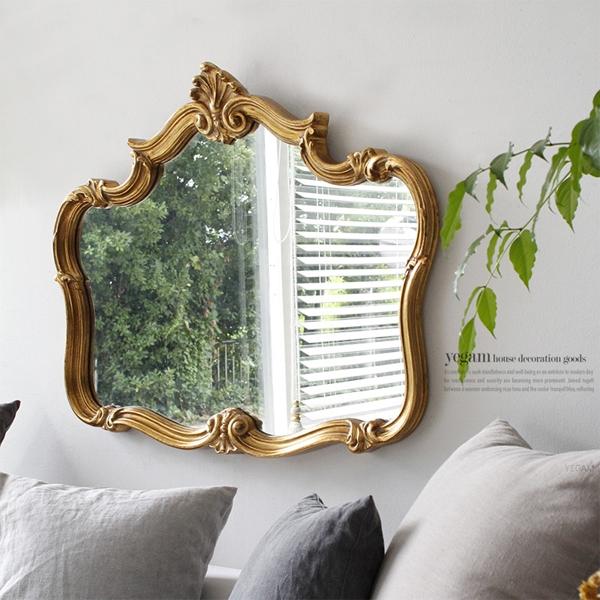 [2HOT] 골드 거울 (157)