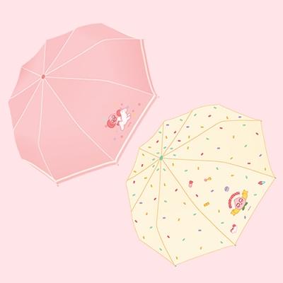 [카카오] 카카오 스윗어피치 3단우산 (랜덤)