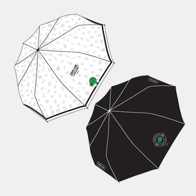 [카카오] 카카오 콘랩 3단우산 (랜덤)