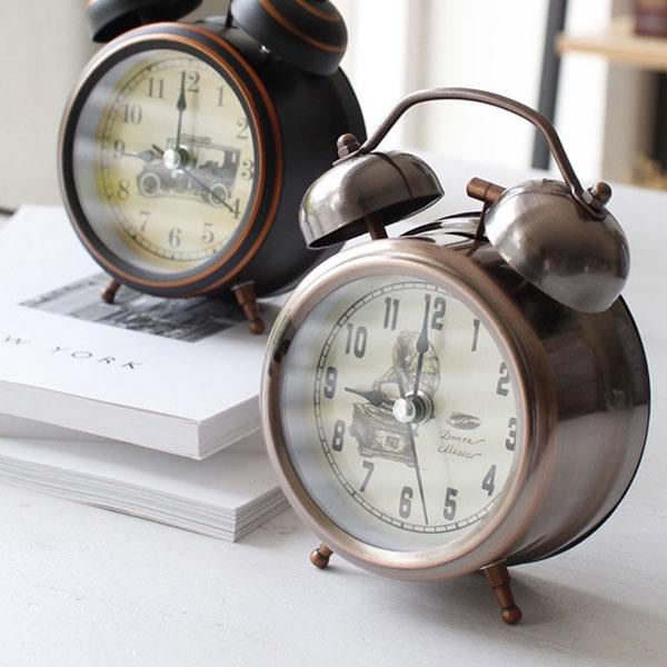 [2HOT] 트윈벨 알람시계