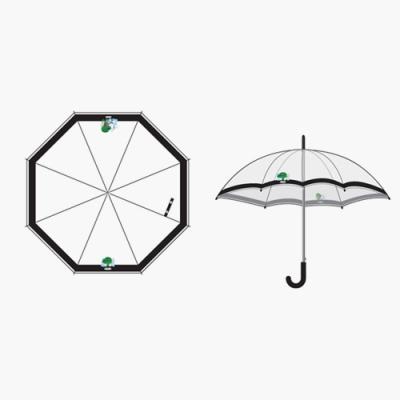 [카카오] 카카오 콘랩 투명우산