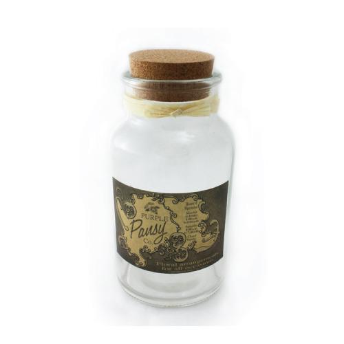 [자연과 사람] 엔틱 유리병 (코르크마개) 중 250ml