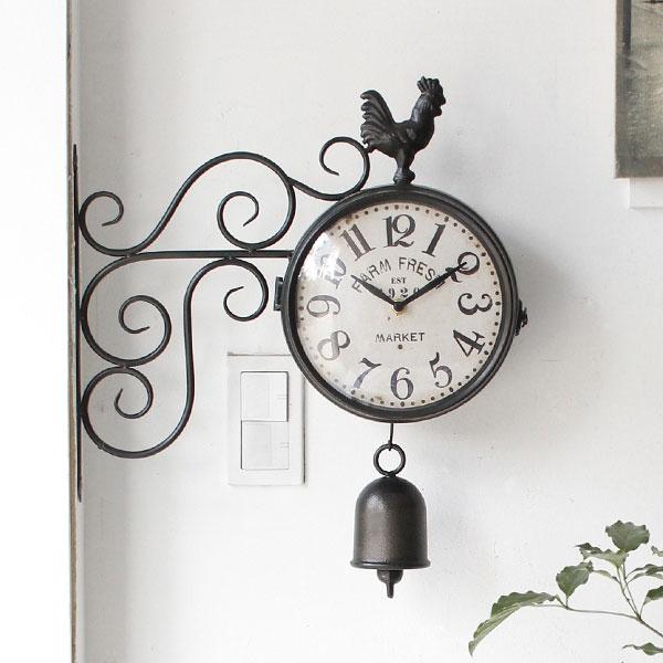 [2HOT] 빈티지 팜꼬꼬 양면시계