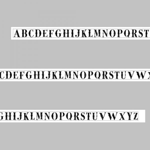 [콩지] 빈티지 마스킹 테이프 01 (15mm)