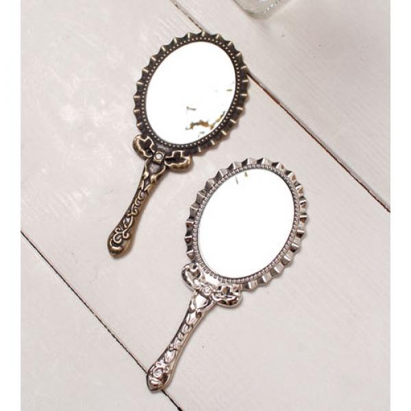 [2HOT] 리본 양면 손거울