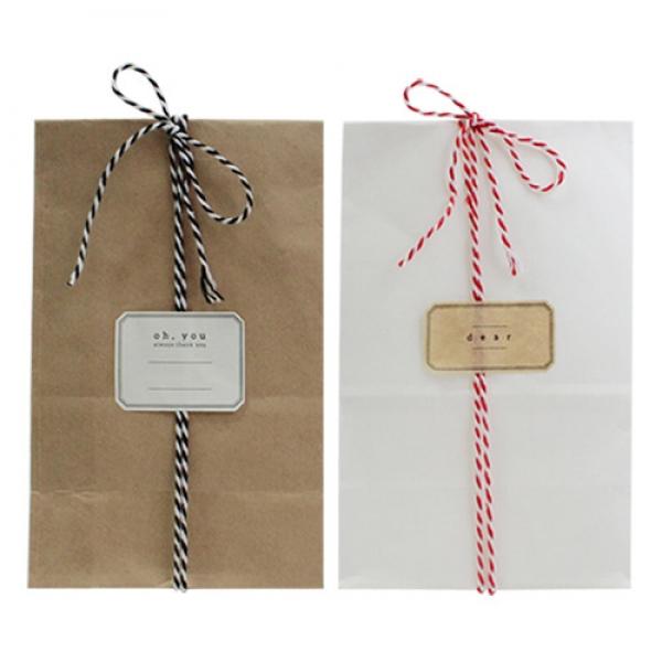 [자연과 사람] 미니 종이봉투 set